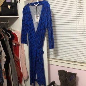 Diane von Furstenberg Wrap Dress 💙